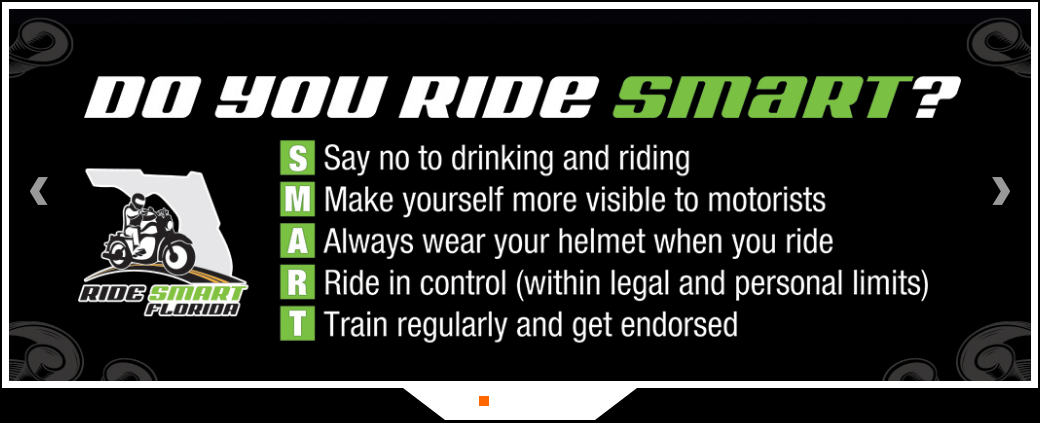 The SMART Motorcycle Training Logo 'Do You Ride Smart'?